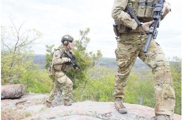 4-Propper MultiCam Combat Trouser, 65/35 Poly/Cotton Battle Rip