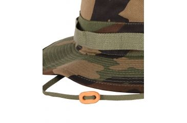 Propper Sun Hat/Boonie, 60/40 Cotton/Poly Twill, Choose Size Head Circum. 21 7/8, Choose Color Woodland