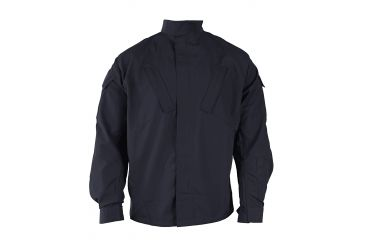 Propper TAC U Coat, 65/35 Poly/Cotton Battle Rip, Choose Size Size Extra Small-Regular, Choose Color LAPD Navy