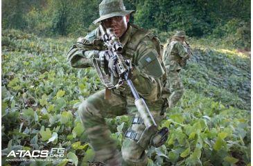 Propper TAC U Combat Shirt, A-TACS FG, Medium, Long F541738381M3