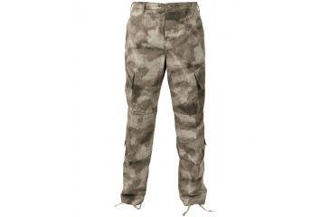 2-Propper A-TACS Uniform ACU Trousers, 65/35 PolyCotton Battle Rip