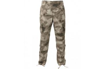1-Propper A-TACS Uniform ACU Trousers, 65/35 PolyCotton Battle Rip