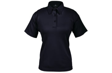 Propper Women's I.C.E. Performance Polo Short Sleeve Shirt, LAPD Navy, Small Regular F532772450S