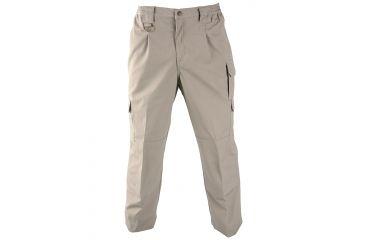 Propper Propper Women's Tactical Pants, 65/35 Poly/Cotton Canvas, Size 22, Khaki F52368225022