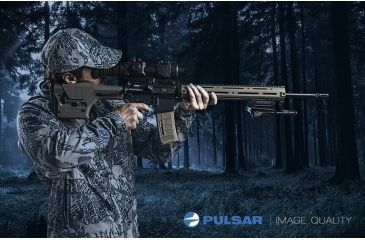 10-Pulsar Apex XD50A Thermal Riflescope