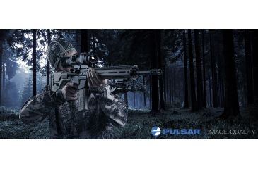 11-Pulsar Apex XD50A Thermal Riflescope