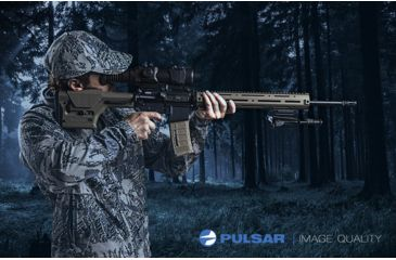 12-Pulsar Apex XD75A 3-12x52 Thermal Weapon Sight