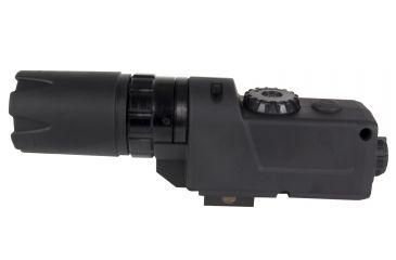 4-Pulsar Laser IR Flashlight