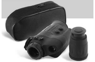 Pulsar Patrol-D 3x42 Night Vision Monocular with carrying case