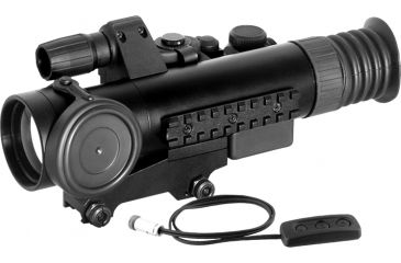 Pulsar Sentinel G2+ Night Vision Rifle Scope 3x50 and remote control unit