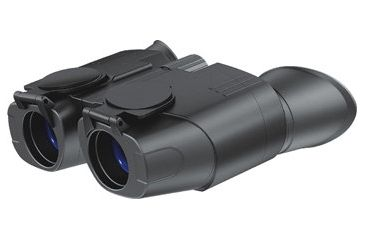 Pulsar Sideview 10x21 Compact Binoculars - back