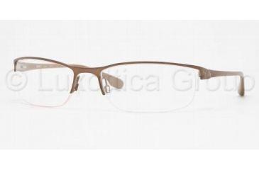 Puma Codex PU15202 Eyeglasses Frames, Puma Codex PU15202 Eyeglass Styles Brown Frame / 59 mm Non-Rx