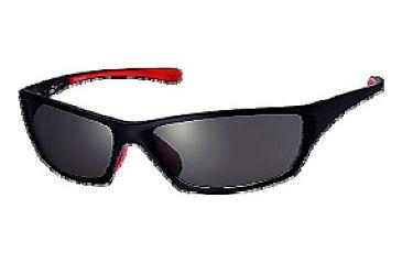 Puma Definition PU15015-GN-6516 Polarized Sunglasses Gunmetal Frame / Green Polarized Lens