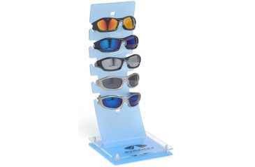 Pyramex 5 Place Table Display - Blue DIS5BL