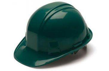 Pyramex 6 Point Green Hard Hat HP16035