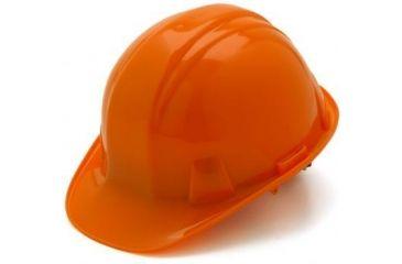 Pyramex 6 Point Orange Hard Hat HP16040