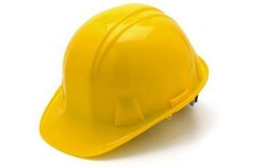 Pyramex 6 Point Yellow Hard Hat HP16030