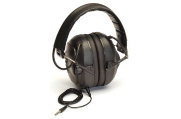 Pyramex Level Dependent Electronic Hearing Protection Ear Muff