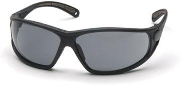 Pyramex Escape Safety Eyewear - Gray Lens, Black Frame SB3820D
