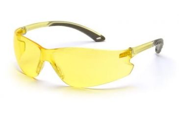Pyramex Itek Amber Temple Frame Amber Lens S5830S