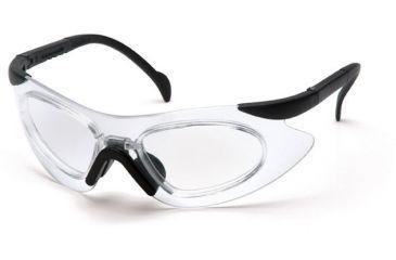 39a2b597cb2 Pyramex Legacy Safety Glasses - Clear w  RX Insert Lens