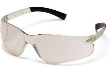 Pyramex Mini Ztek Safety Eyewear - Indoor/Outdoor Mirror Lens, I/O Mirror Frame S2580SN