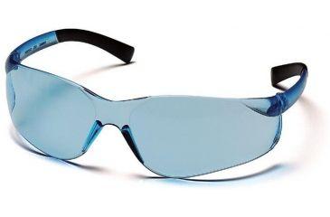 Pyramex Mini Ztek Safety Glasses - Infinity Blue Lens, Infinity Blue Frame S2560SN