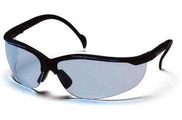 Pyramex Venture II Safety Glasses - Infinity Blue Lens, Black Frame SB1860S