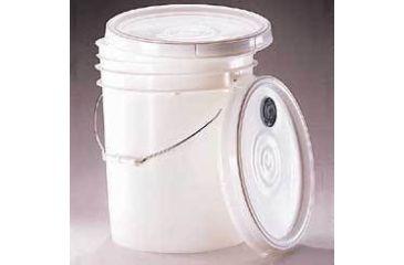 Qorpak Pails and Lids, High-Density Polyethylene, Qorpak PLA-07597 Lids Ez Tear