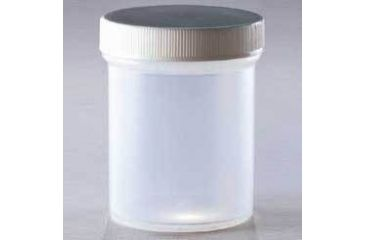 Qorpak Polypropylene Jars with Screw Cap 3825