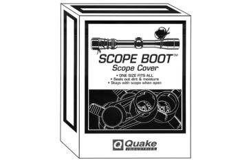 Quake Scope Boot Set Fits Scopes From 1-2.25 Inches 11001-9