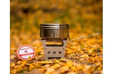 2-QuickStove Emergency and Camp Cook Stove Kit