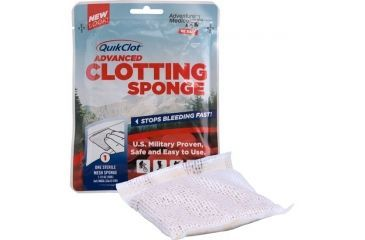 QuikClot Sport Advanced Clotting Sponge, 50G 5020-0018