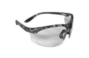 Radians Camo Prescription Shooting Glasses w/ Premanufactured Reading RX Lenses