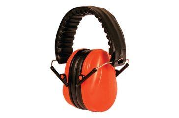 Radians Diverter Low Profile Earmuffs Orange
