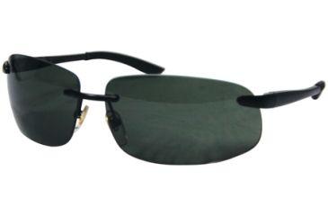 Radians Eclipse Premium Shooting Glasses Polarized Green Lens