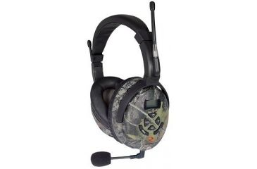Radians RedHawk Electronic Hearing Protection Earmuffs w/Bluetooth Technolo RD4B00CS