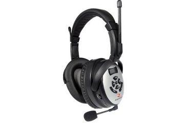 Radians Redhawk Electronic Hearing Protection Earmuffs w/Walkie Talkie RD0700CS