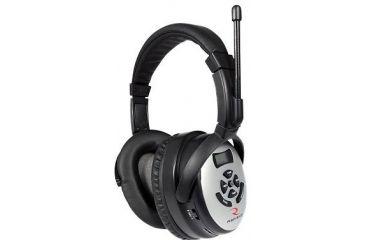 Radians RedHawk RH Electronic Hearing Protection Earmuffs RD0600CS