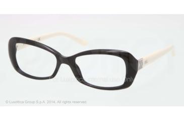 Ralph Lauren DECO EVOLUTION RL6105 Progressive Prescription Eyeglasses 5001-51 - Black Frame