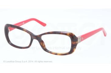 Ralph Lauren DECO EVOLUTION RL6105 Progressive Prescription Eyeglasses 5003-51 - Dark Havana Frame