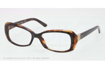 Ralph Lauren DECO EVOLUTION RL6105 Progressive Prescription Eyeglasses 5260-51 - Black/Havana Frame
