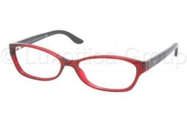Ralph Lauren Eyeglasses RL6068 with Rx Prescription Lenses 5008-5315 - Red