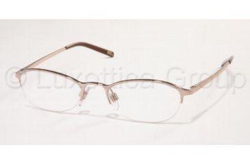 Ralph Lauren RL 5002 Eyeglasses Styles Antique Pink Frame w/Non-Rx 48 mm Diameter Lenses, 9019-4818, Ralf Lauren RL 5002 Eyeglasses Styles Light Brown Frame w/Non-Rx 48 mm Diameter Lenses