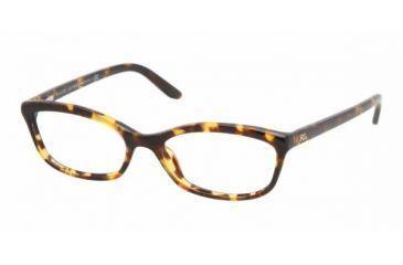 Ralph Lauren RL 6060 Eyeglasses w/ Antique Tortoise Frame and Non-Rx 52 mm Diameter Lenses, 5134-5216