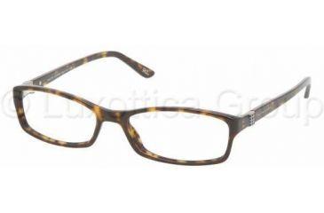 Ralph Lauren RL6071B Single Vision Prescription Eyewear 5003-5116 - Dark Havana