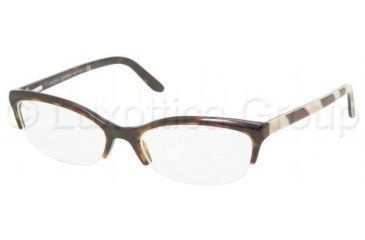 Ralph Lauren RL6073 Single Vision Prescription Eyewear 5003-5317 - Havana