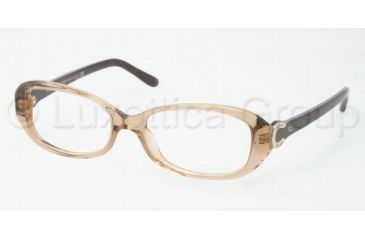 Ralph Lauren RL6074 Bifocal Prescription Eyeglasses 5217-5116 - Mud Transparent