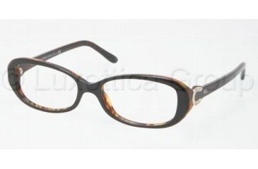 Ralph Lauren RL6074 Bifocal Prescription Eyeglasses 5260-5316 - Black/Havana