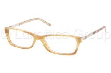 Ralph Lauren RL6077 Progressive Prescription Eyeglasses 5304-5215 - Havana Paris